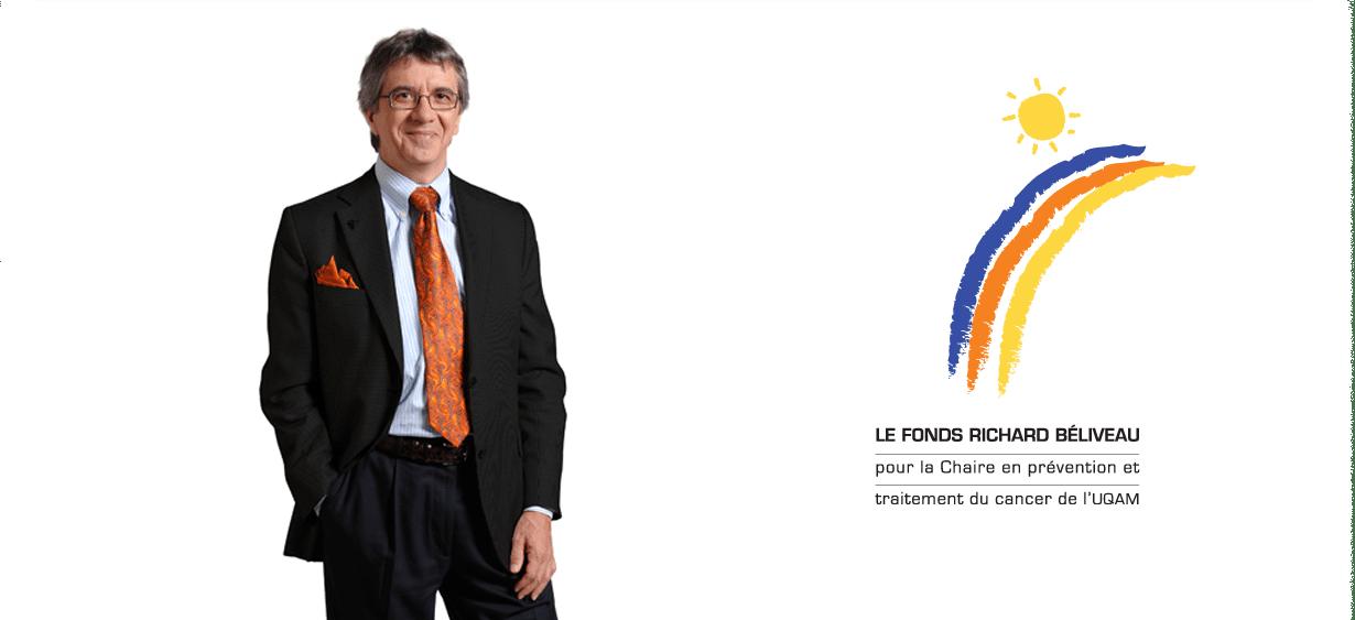 Logo le Fonds Richard Béliveau